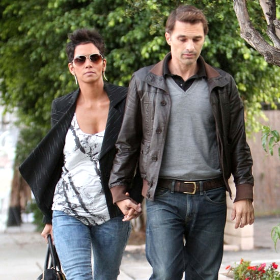 Halle Berry & Olivier Martinez Dine at Matsuhisa | Pictures