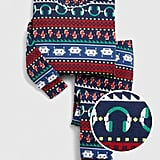 This babyGap Fair Isle Robot PJ Set ($27) will keep little ones warm, cozy, and perfectly festive.