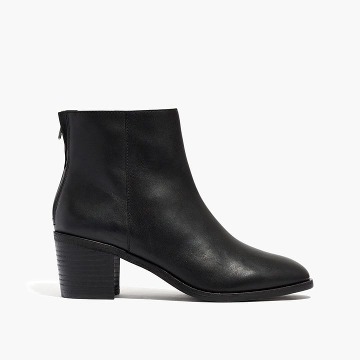 bc9ebb9736a Madewell The Pauline Boot | How to Wear Ankle Boots With Dresses ...