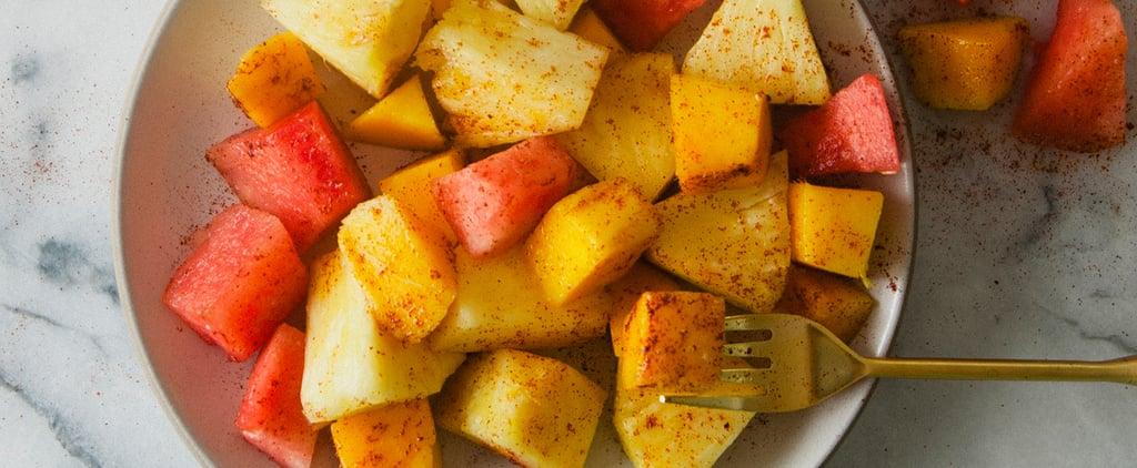 Spicy Fruit Salad Recipe