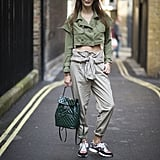 London Fashion Week, Day 2