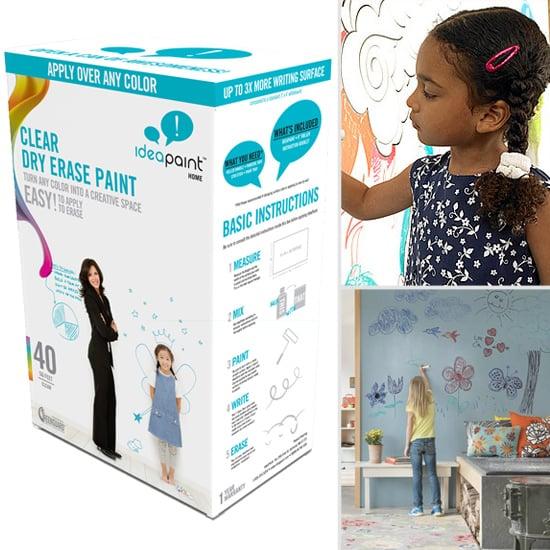 Whiteboard Paint For Kids Rooms Popsugar Family