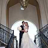 Ivanka Trump Wore a Custom-Made Vera Wang Dress For Her Wedding