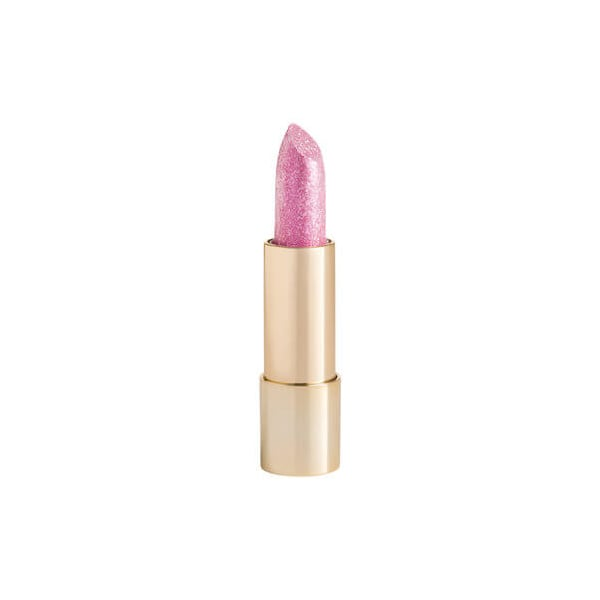 Mecca Max Glitter Pop Lipstick ($22)