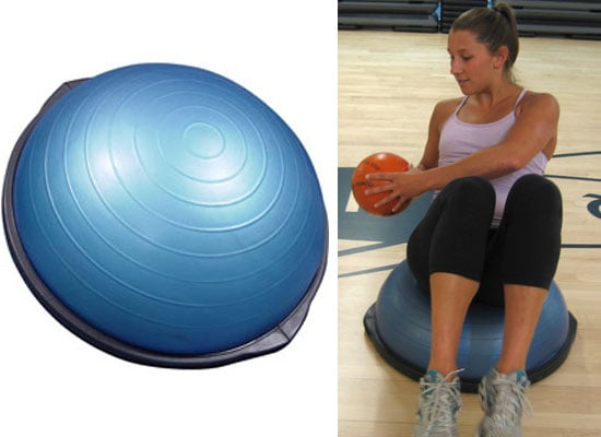 Ab Extra Credit: BOSU Moves For Your Belly