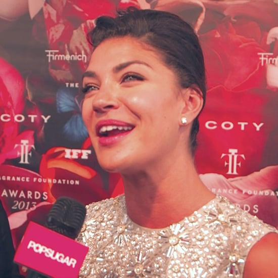 Jessica Szohr Interview on The Internship | Video