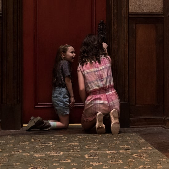 What Is Behind the Red Door in The Haunting of Hill House?