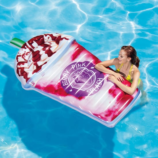Frappuccino-Inspired Pool Float