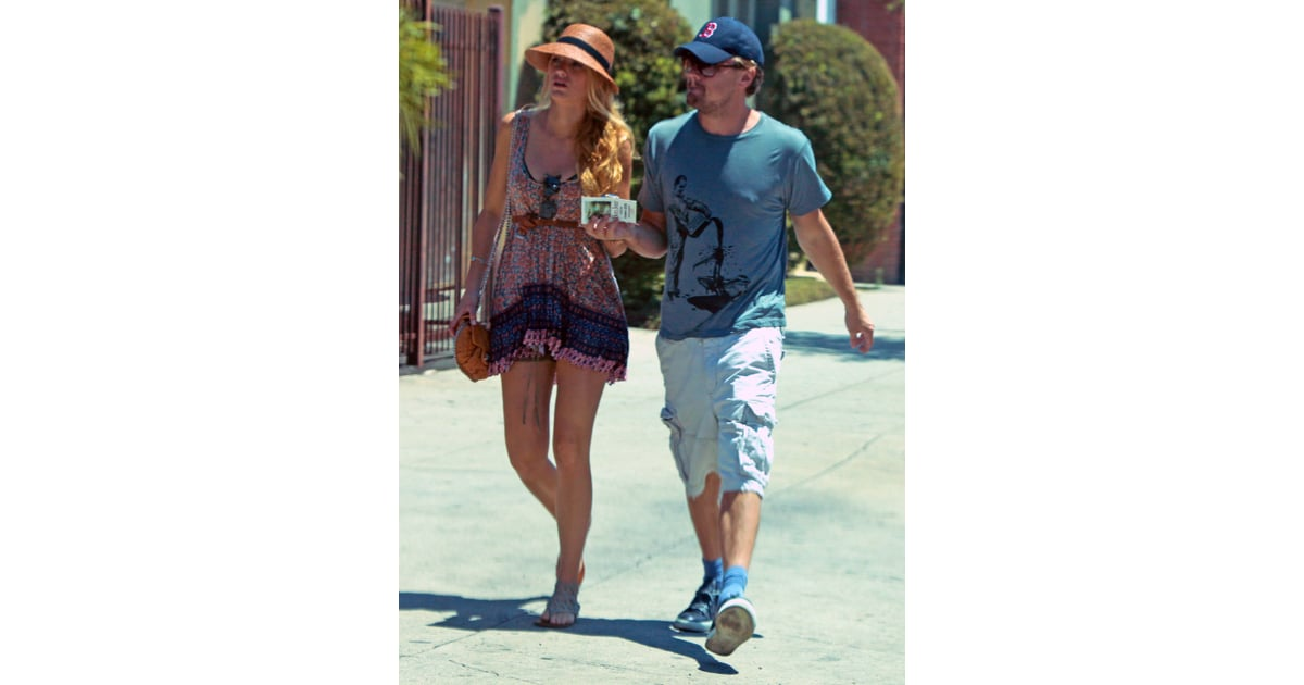 Blake Lively and Leonardo DiCaprio together. | Photos de ...