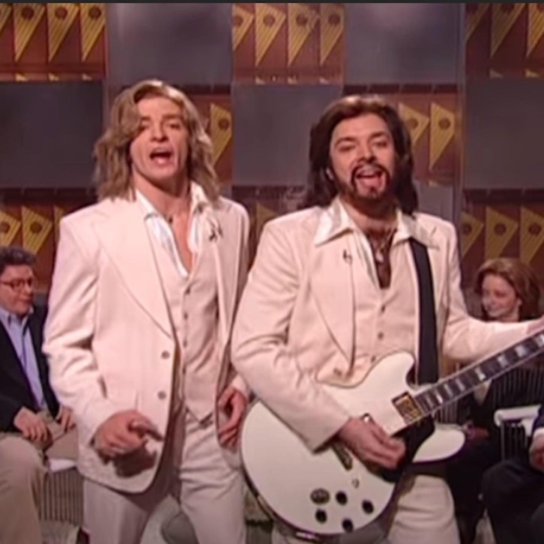 Justin timberlake and jimmy fallon singing
