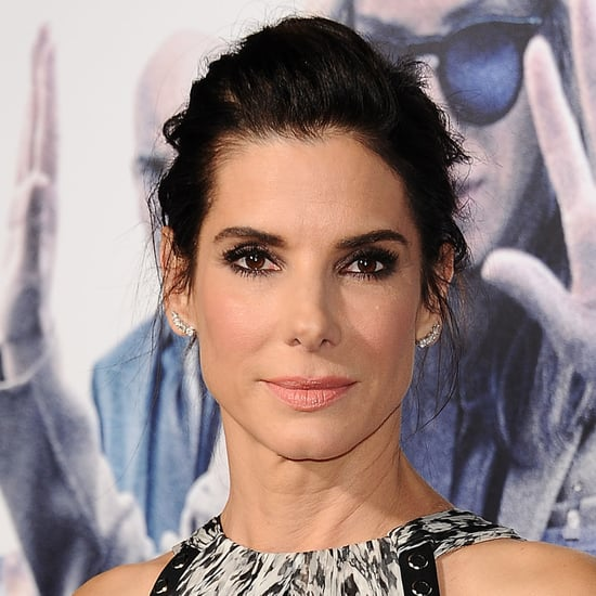 Sandra Bullock Talks About Daughter's Adoption