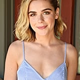 Kiernan Shipka at an H&M Event in 2019