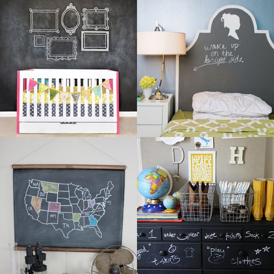 Chalkboard Paint Project Ideas
