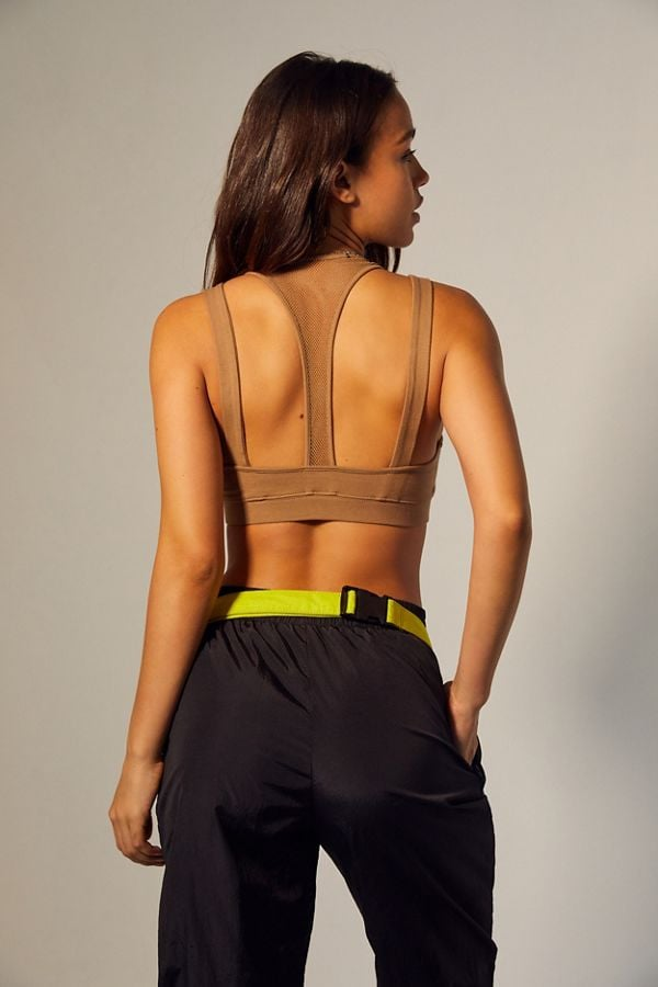 b5a5dad39a01d Out From Under Nikkie Double-Strap Racerback Sports Bra