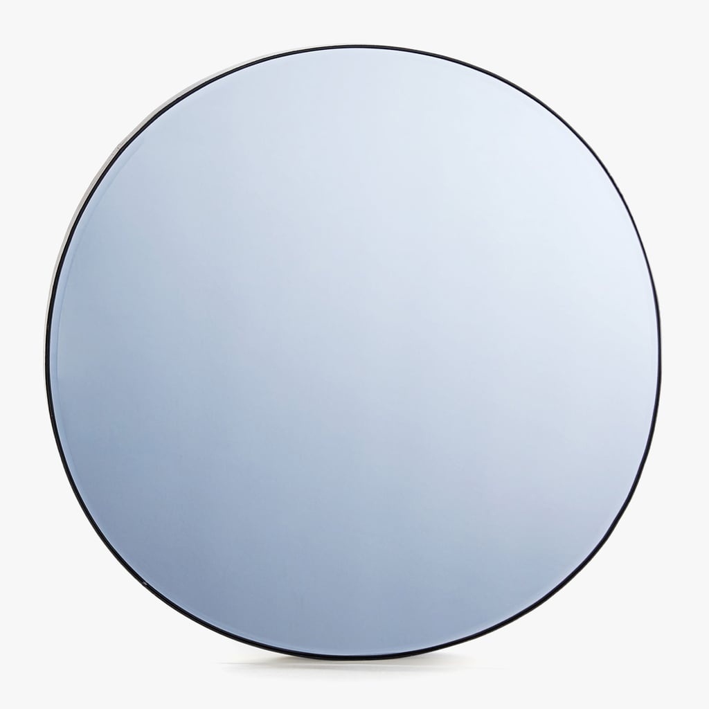 Zara Home Blueish Glass Mirror ($119)