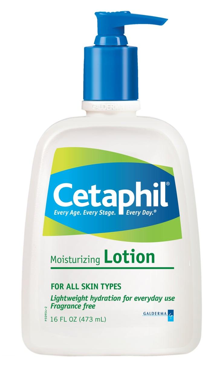 Cetaphil Moisturizing Lotion Iconic Drugstore Beauty