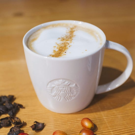 Starbucks Cascara Latte Review