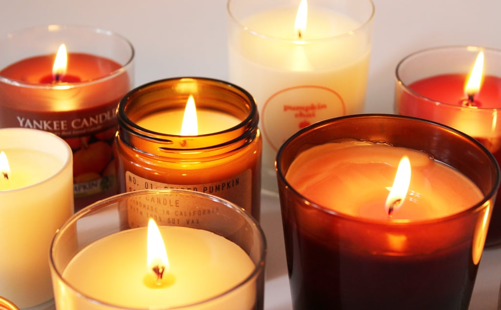 Best Pumpkin Spice Candles