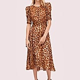 Kate Spade New York Panthera Clip Dot Dress