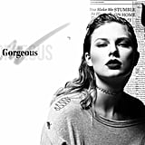 "October: ""Gorgeous"" Is Released as Her Third Single"