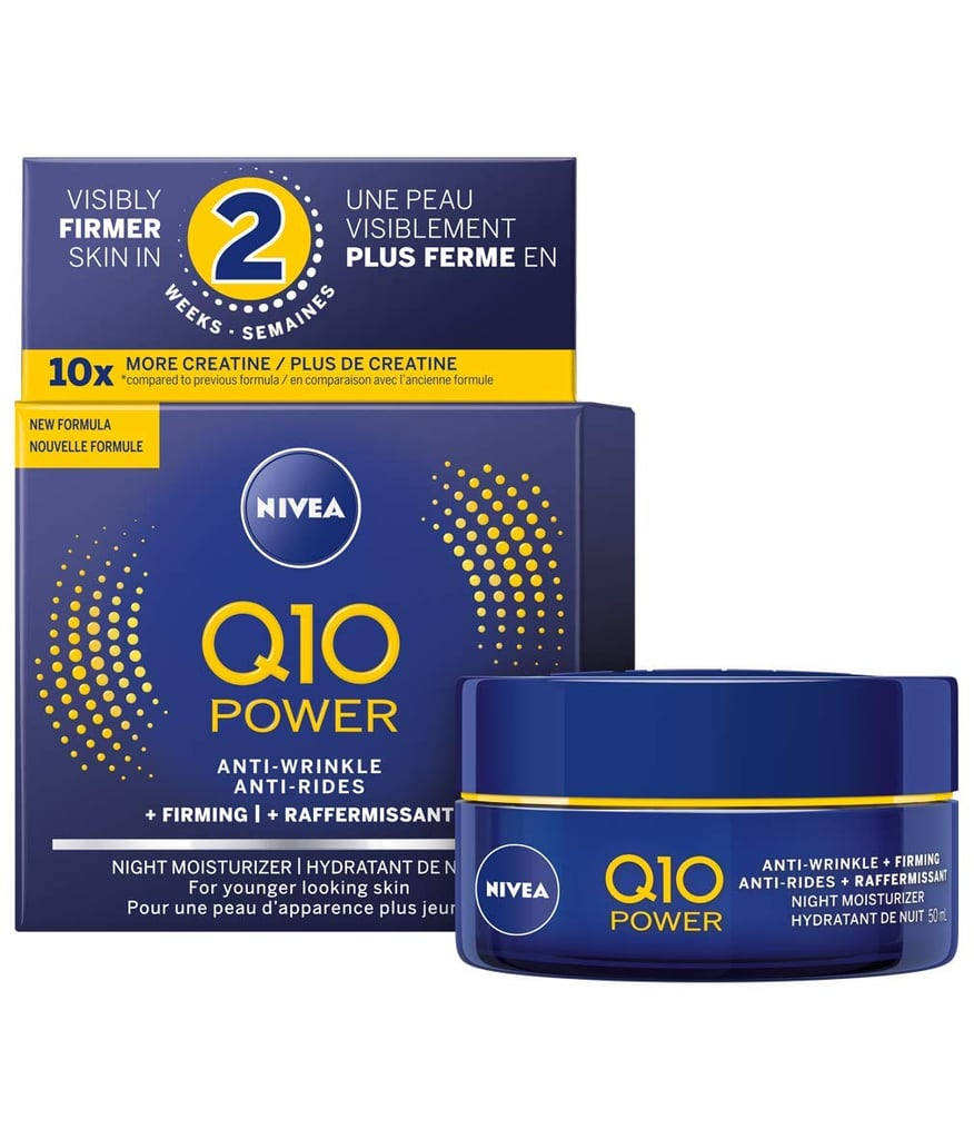 Nivea Q10 Plus Anti-Wrinkle Night Care Cream