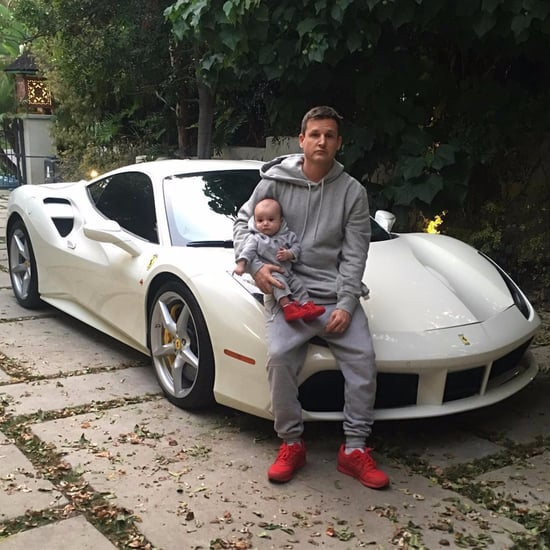 Rob Dyrdek Instagram Picture With His Son December 2016
