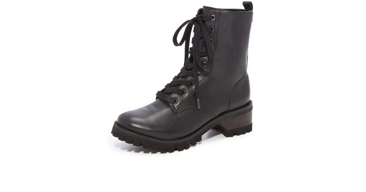 c0364491a8 Schutz Combat Boots