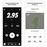 Nike Run Club App for iOS
