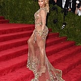 Beyoncé at the 2015 Met Gala