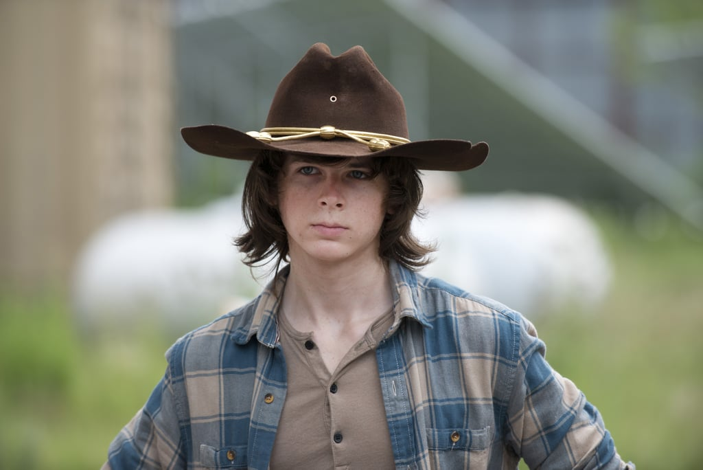 Why Do People Hate Carl on The Walking Dead?