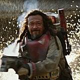 Wen Jiang in the film.