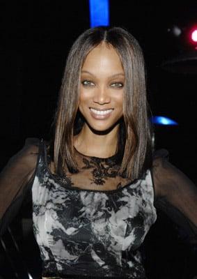 Tyra Banks on Natural Hair