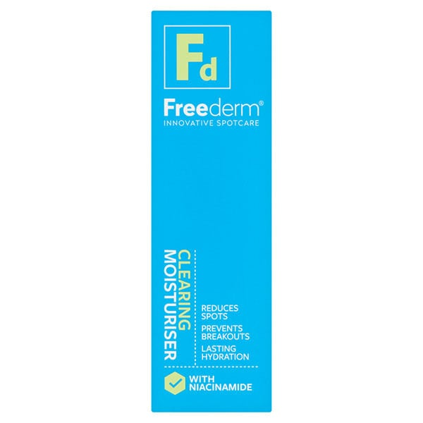 Freederm Oil-Free Perfecting Moisturiser