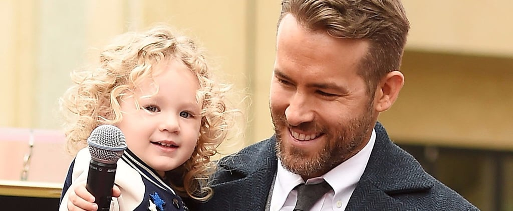 9 GIFs That Prove Ryan Reynolds and Blake Lively Have a Little Rock Star on Their Hands