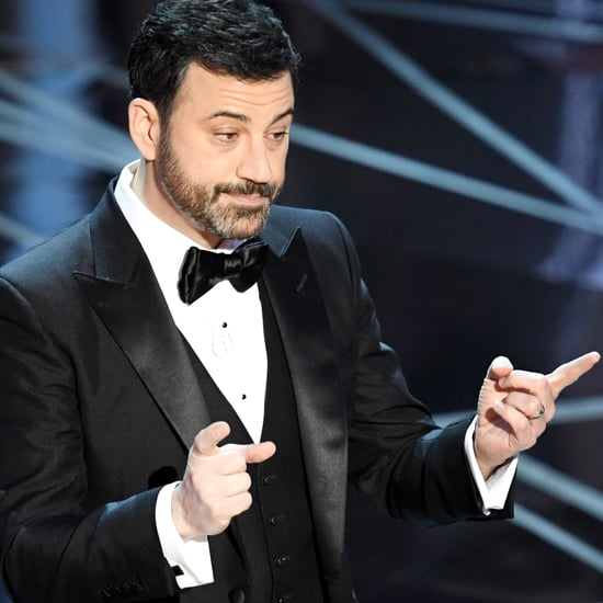 Jimmy Kimmel and Donald Trump Tweets at 2017 Oscars