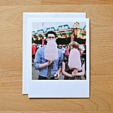 Postmark a Polaroid