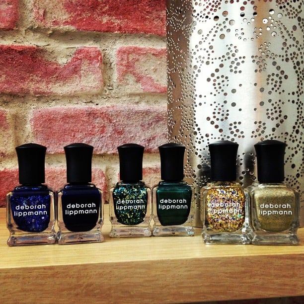 Make sure to follow POPSUGAR Beauty on Instagram for up-to-the-minute snaps of everything that's beautiful, including this nail polish set from Deborah Lippmann. Source: Instagram user popsugarbeauty