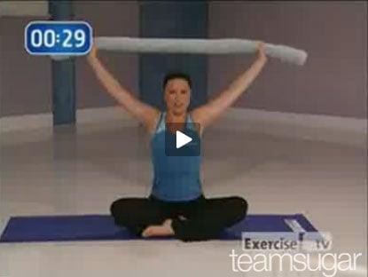 ExerciseTV: Post Flight Stretches