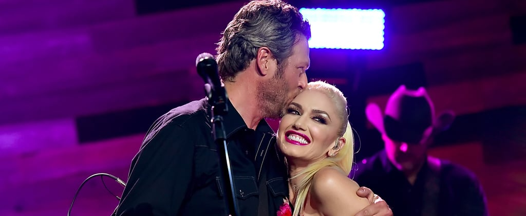 Get Into the Holiday Spirit Early With Blake Shelton and Gwen Stefani's Christmas Song