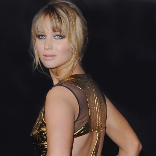 Jennifer Lawrence Hunger Games Premiere Pictures