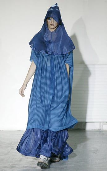 Paris Fashion Week: Bernard Willhelm Fall 2009