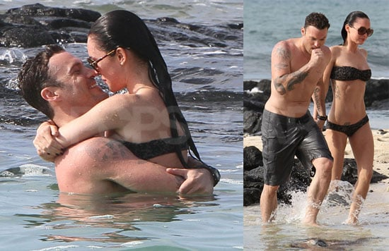 Pictures of Megan Fox in a Bikini While on Vacation in Hawaii With Brian Austin Green