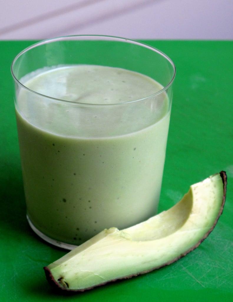 Avocado-Pear Smoothie