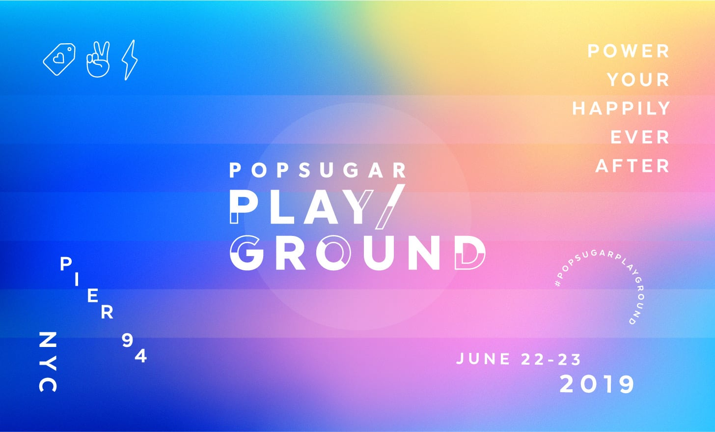 POPSUGAR PLAY/GROUND - Cover