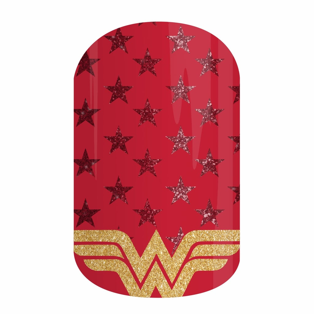 Wonder Woman Nail Wraps Are Here to Make Your Manicure More Badass