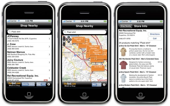 Use TheFind on Your iPhone For Shopping Made Easy