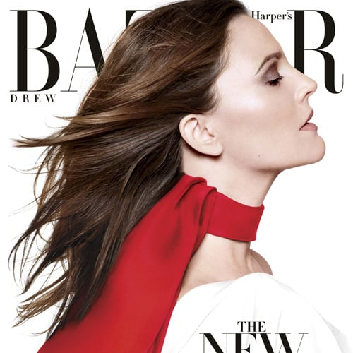 Interview & Pictures: Drew Barrymore Covers Harper's Bazaar