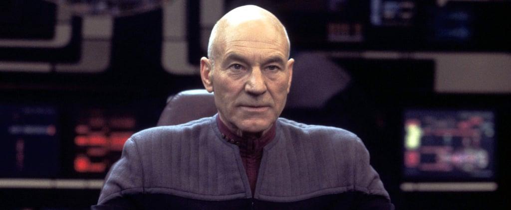 Patrick Stewart Reprising Star Trek Role as Jean-Luc Picard