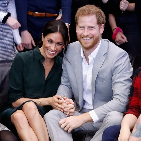 Meghan Markle Pregnant With First Child