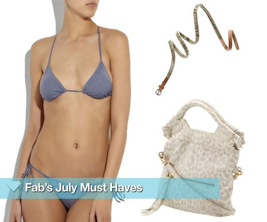 July Shopping Must Haves